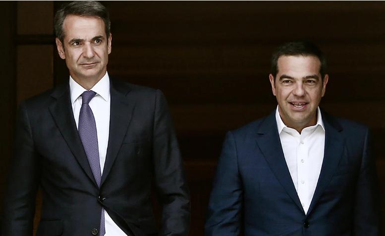 Δημοσκόπηση Prorata: Η δημοφιλία Μητσοτάκη-Τσίπρα και προσώπων κυβέρνησης και αντιπολίτευσης