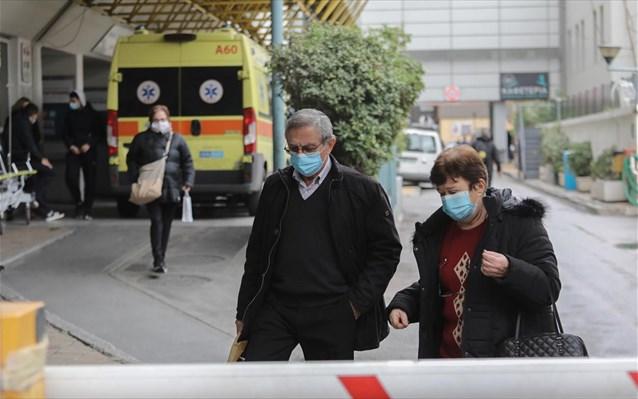 Κορωνοϊός: 19 θάνατοι – 322 ασθενείς στις ΜΕΘ – 320 νέα κρούσματα