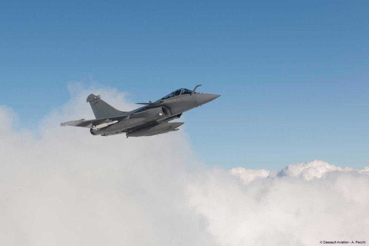 Α/ΓΕΕΘΑ Φλώρος: Εν «Rafale» οφθαλμού, νέο αεροσκάφος – Οι Ένοπλες Δυνάμεις σε νέα εποχή [pics]
