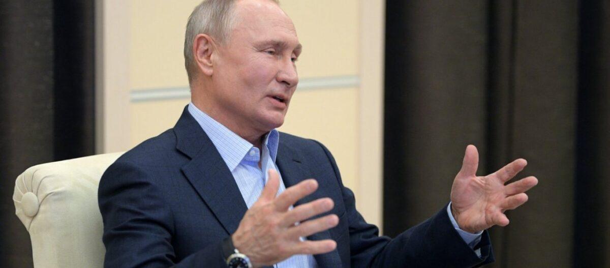 Β.Πούτιν για Sputnik V: «Το ρωσικό εμβόλιο είναι το καλύτερο στον κόσμο – Να ξεκινήσει ο μαζικός εμβολιασμός»