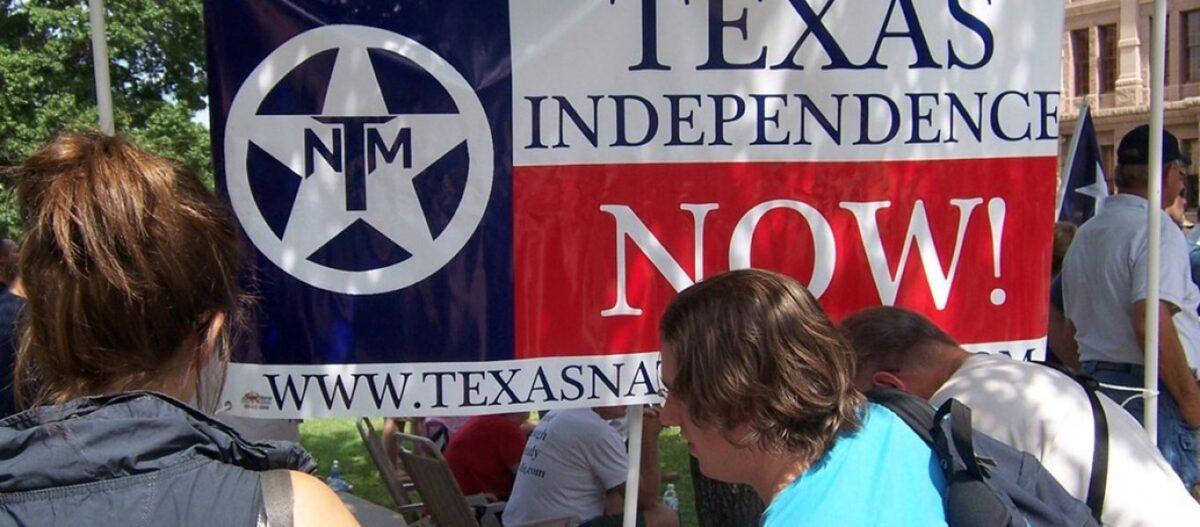 Σχέδιο νόμου για την απόσχιση του Τέξας από την Ομοσπονδία: «Τώρα πρέπει να αποφασίσουμε για το μέλλον μας»!