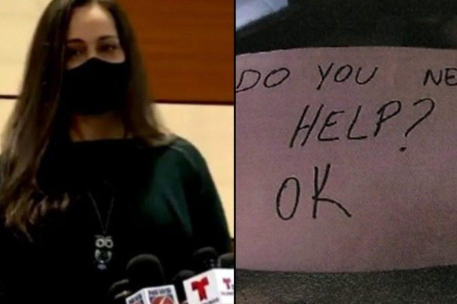 Σερβιτόρα παρατήρησε την κακοποίηση 11χρονου και το έσωσε με ένα σημείωμα