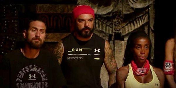 Survivor 4 αποχώρηση: Περικλής Κονδυλάτος και James «τα βάζουν» με τον Τριαντάφυλλο