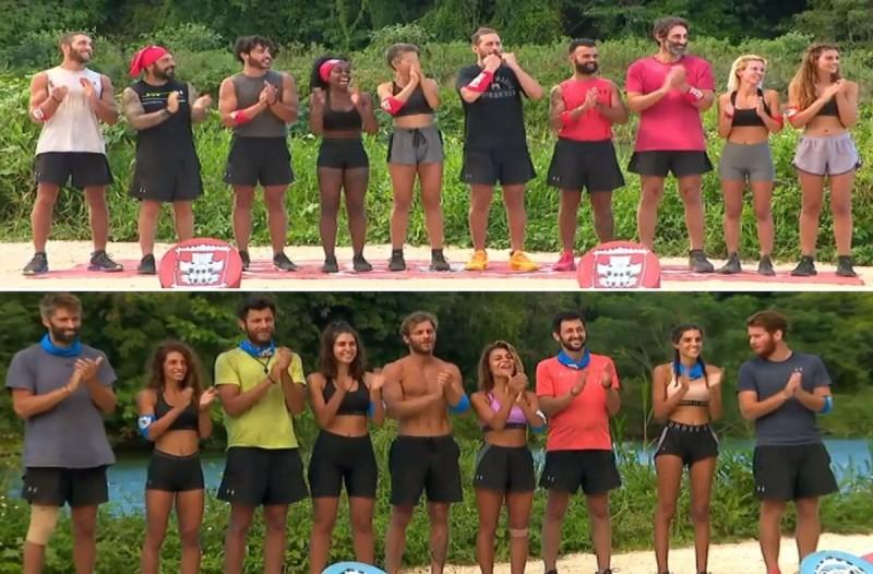 Survivor spoiler 18/01: Αυτές είναι οι 2 νέες ομάδες – Αναλυτικά τα ονόματα!