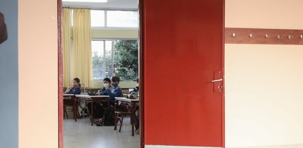 Κλειστά σχολεία στην Αττική τη Δευτέρα από την κακοκαιρία «Λέανδρος»