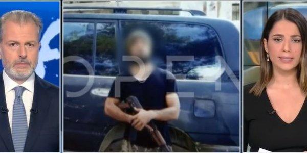Θρίλερ με σύλληψη Τούρκου στην Αθήνα που ήταν μαχητής στη Συρία – Αποκαλυπτικές φωτογραφίες