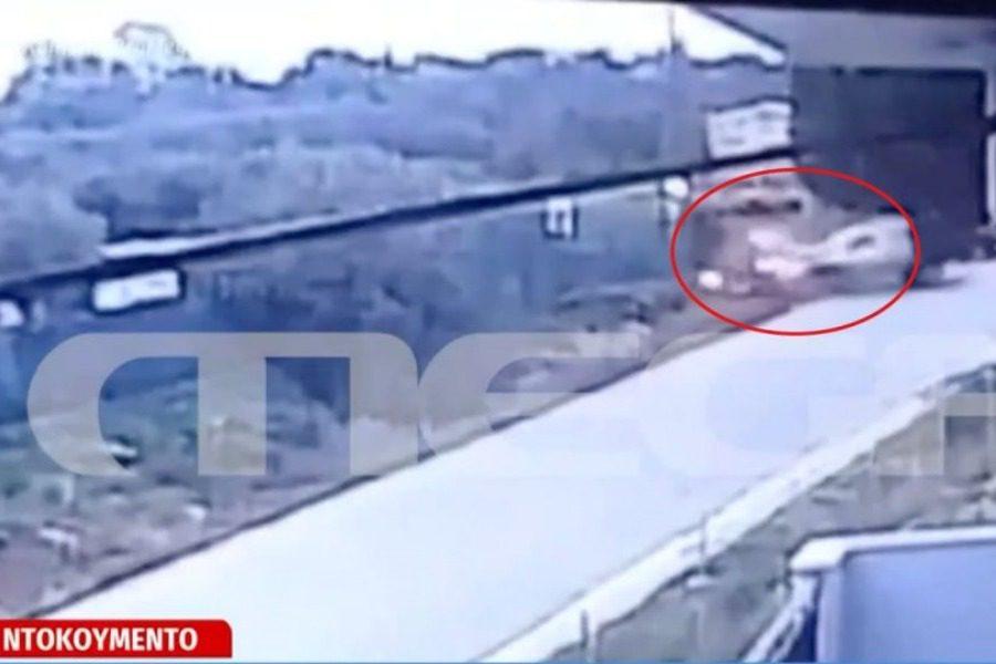Κρήτη: Ανατριχιαστικό ντοκουμέντο από το τροχαίο όπου σκοτώθηκαν μητέρα και κόρη