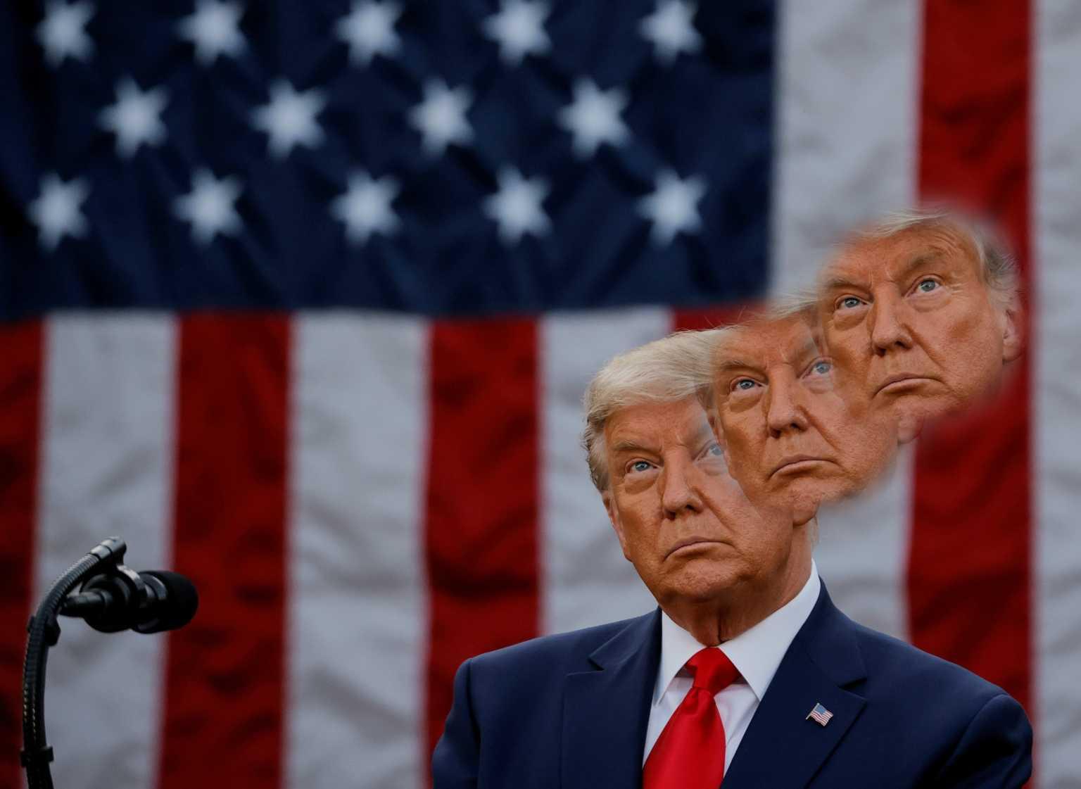 Τραμπ τέλος – Ο κόσμος το θέλει, οι Δημοκρατικοί το σχεδιάζουν