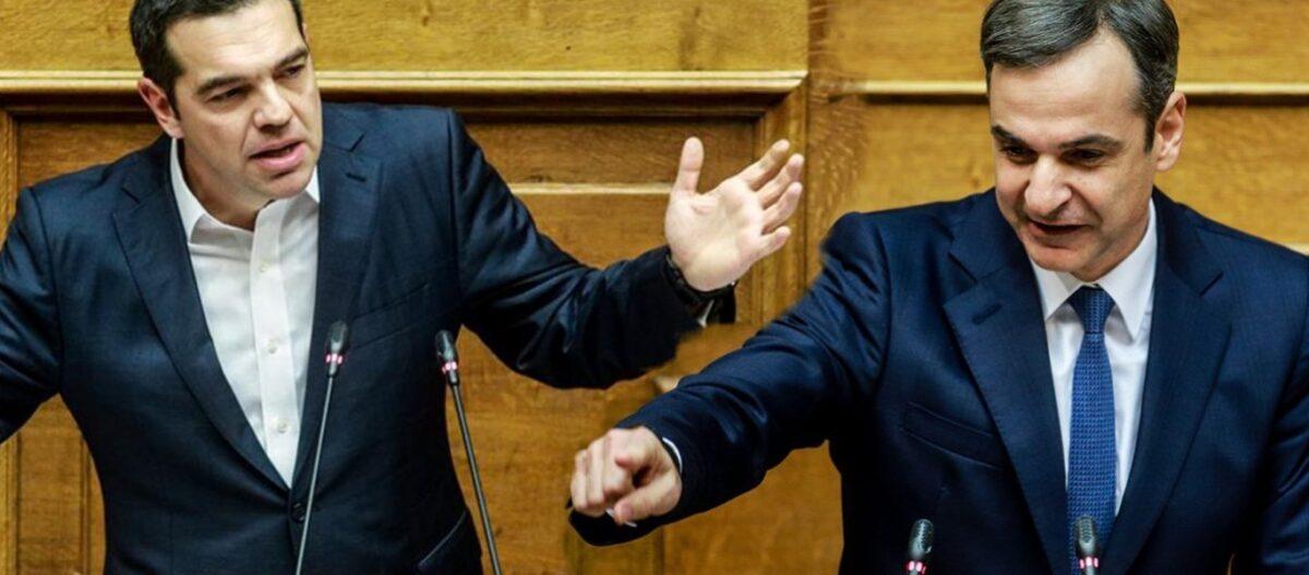 Σύγκρουση ΝΔ-ΣΥΡΙΖΑ για εμβόλια & στο βάθος εκλογές: Διμερείς συμφωνίες ζητά ο Α.Τσίπρας - «Όχι» λέει ο Κ.Μητσοτάκης