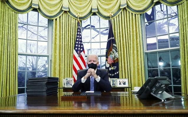 ΗΠΑ: Το σχέδιο Μπάιντεν για την αντιμετώπιση της πανδημίας