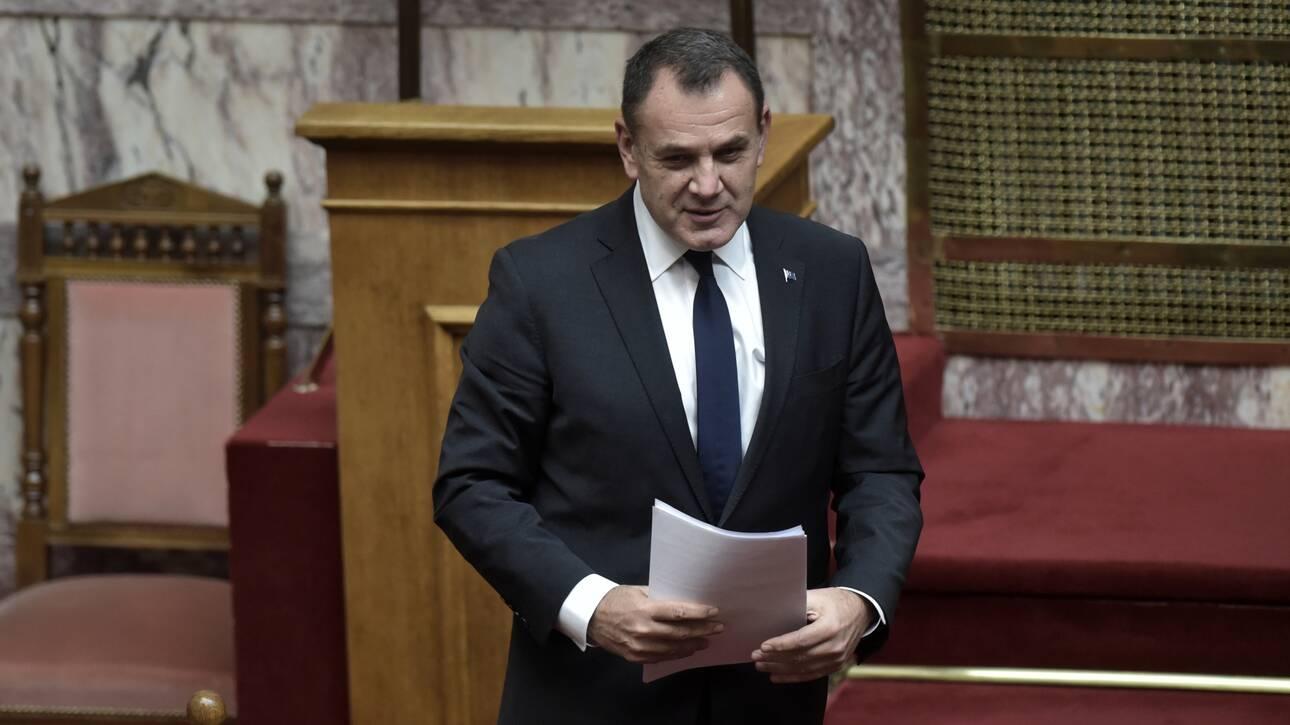 Βουλή: Ψηφίστηκε με ευρεία πλειοψηφία η προμήθεια των 18 μαχητικών Rafale