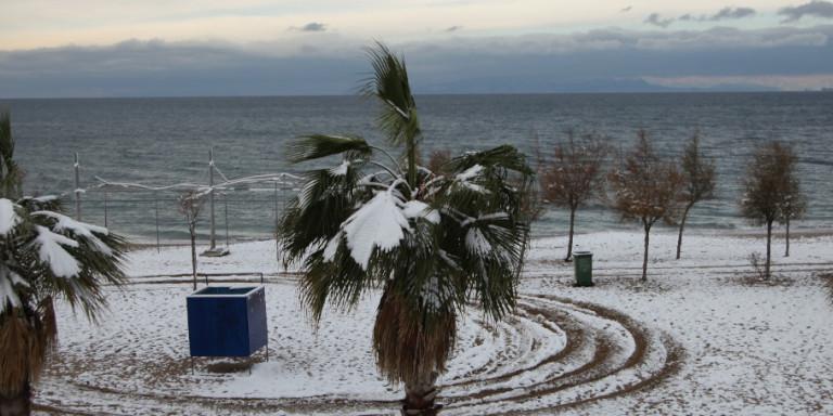 Κακοκαιρία Λέανδρος: Έντονα φαινόμενα – Κλειστοί δρόμοι στην Αττική