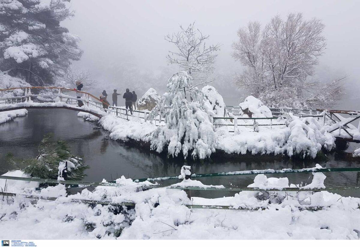 Καιρός meteo: Δριμύ ψύχος την Κυριακή – Μέχρι και 14 βαθμούς υπό το μηδέν