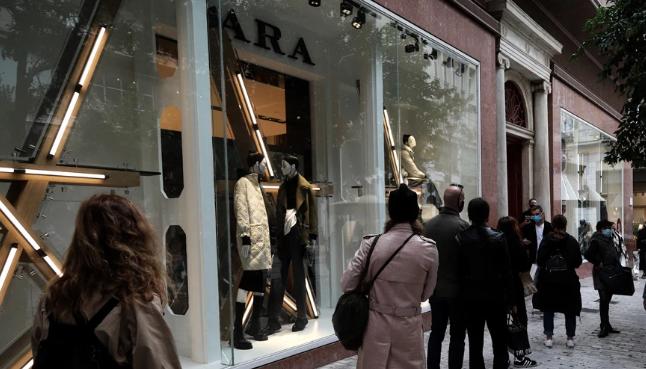 Click inside: Αναστολή σε Zara, Pull&Bear, Massimo Dutti και Bershka