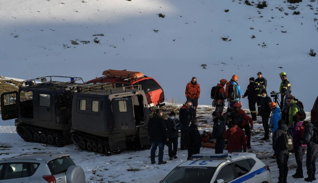 Ιωάννινα: Εντοπίστηκε η σορός του 32χρονου πιλότου του εκπαιδευτικού αεροσκάφους