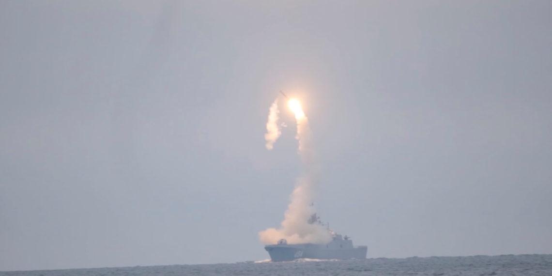 Zircon: Με δεκάδες υπερηχητικούς cruise πυραύλους θα εξοπλιστούν οι φρεγάτες «Admiral Gorshkov»