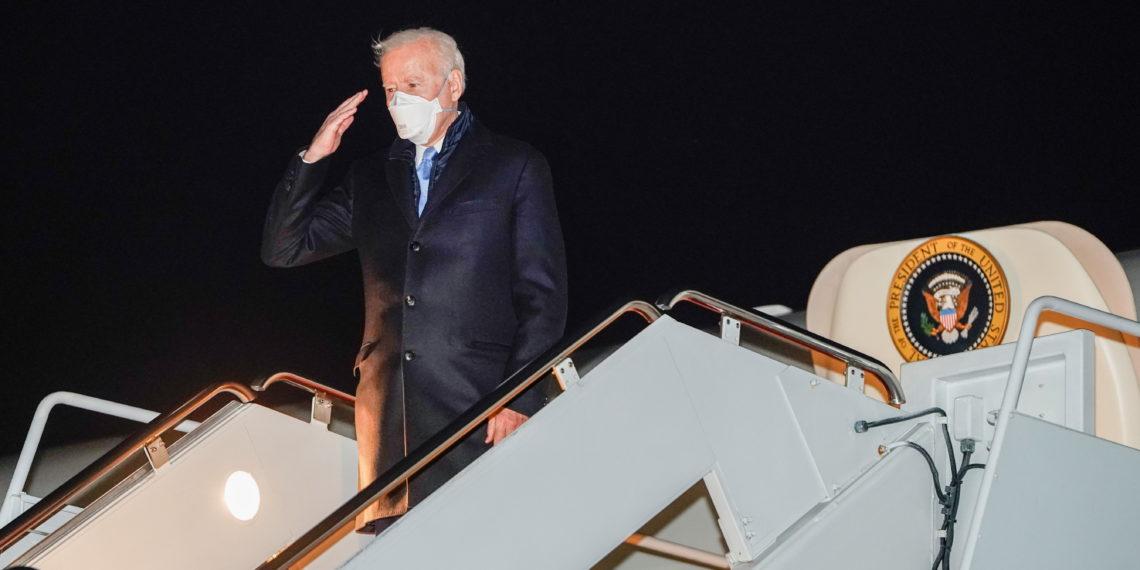 ΗΠΑ: Ο πρόεδρος Μπάιντεν «αδειάζει» τη Μόσχα για την προσάρτηση της Κριμαίας
