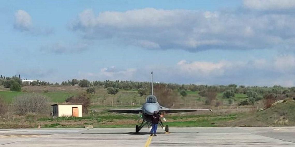 F-16 Viper: Έφτασε στο Τέξας το αναβαθμισμένο μαχητικό της Πολεμικής Αεροπορίας