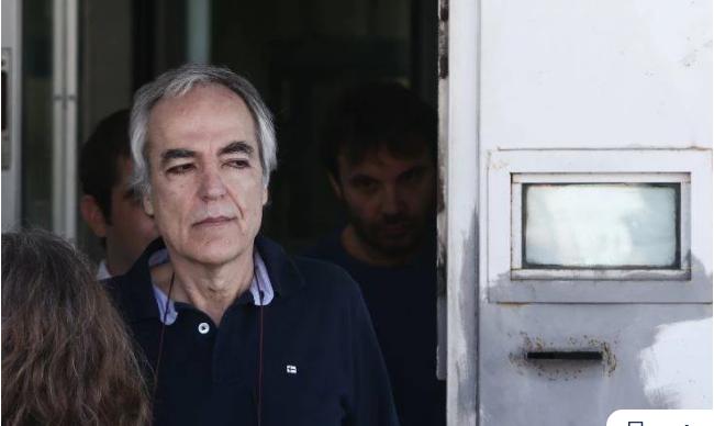 Αρνείται την ανάνηψη ο Δημήτρης Κουφοντίνας – Διέκοψε την αντιβίωση