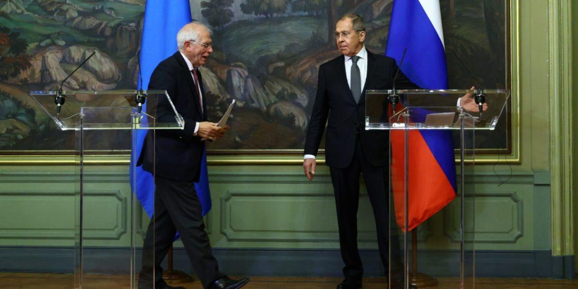 «Πολικό ψύχος» στις σχέσεις ΕΕ και Ρωσίας – Ανοιχτό το ενδεχόμενο κυρώσεων