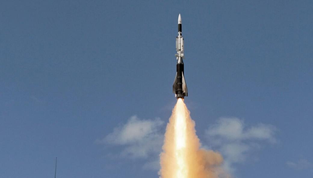 """Δέος από την πρώτη δοκιμή ASTER-30 από την φρεγάτα FREMM""""Normandie"""" (βίντεο)"""