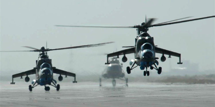 Συναγερμός στη Συρία: Πληροφορίες για συντριβή ρωσικού ελικοπτέρου Mi-35 – Τι απαντά η Μόσχα