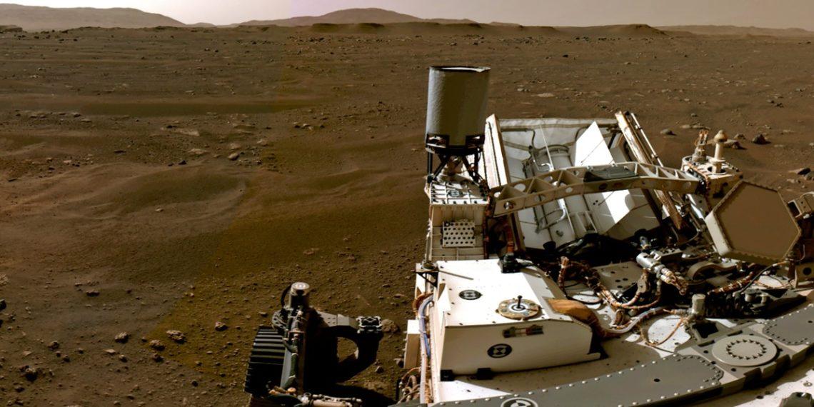 Perseverance: Η NASA έγραψε ιστορία! Οι πρώτοι ήχοι από τον Άρη [audio, video]