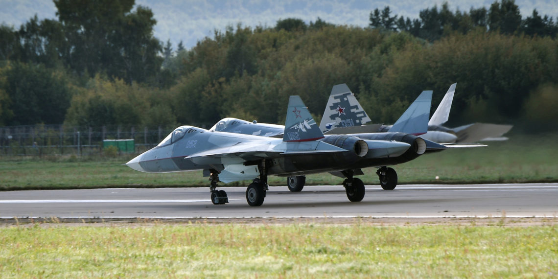 Su-57: Καμία χώρα της Μέσης Ανατολής δεν ενδιαφέρθηκε για το stealth μαχητικό πέμπτης γενιάς