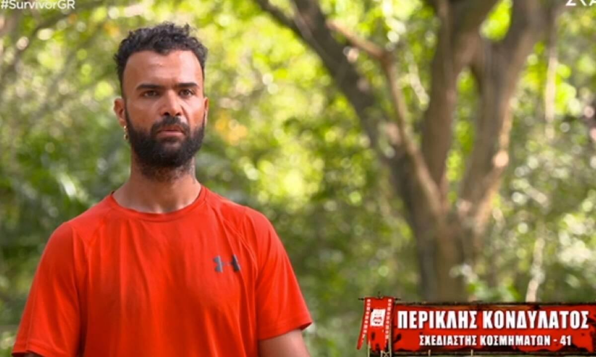 Survivor: Μόλις φτάσει Ελλάδα ο Περικλής τον περιμένει μία… τεράστια έκπληξη – Δείτε τι