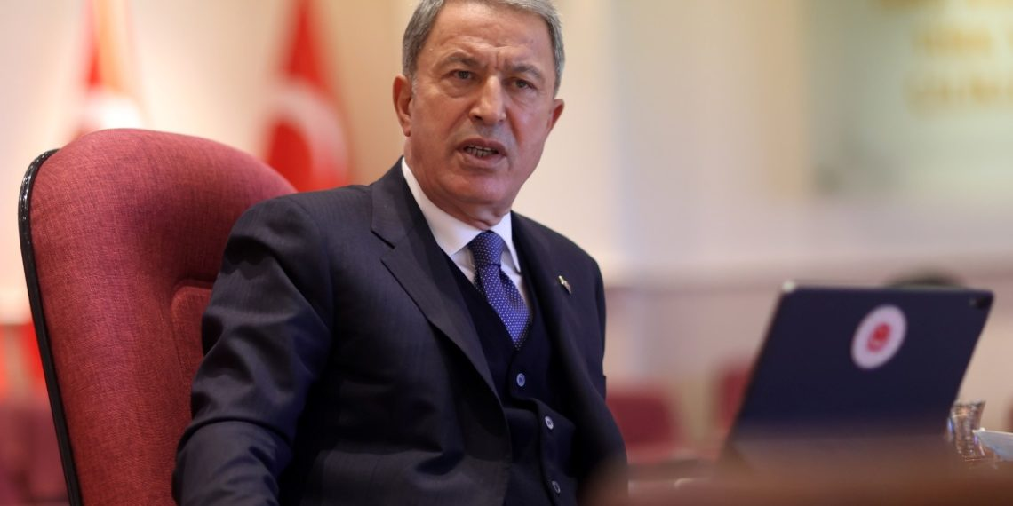 Ακάρ: Για την Κύπρο έχουμε την ίδια αντίληψη με το 1974 – Είναι εθνική μας υπόθεση