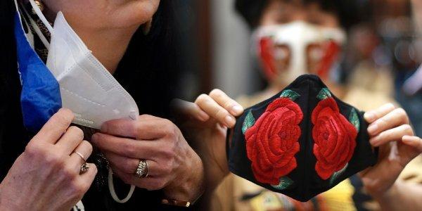 Κορονοϊός - Παπαευαγγέλου: Οι διπλές μάσκες προστατεύουν 96% - Ερχονται νέες οδηγίες