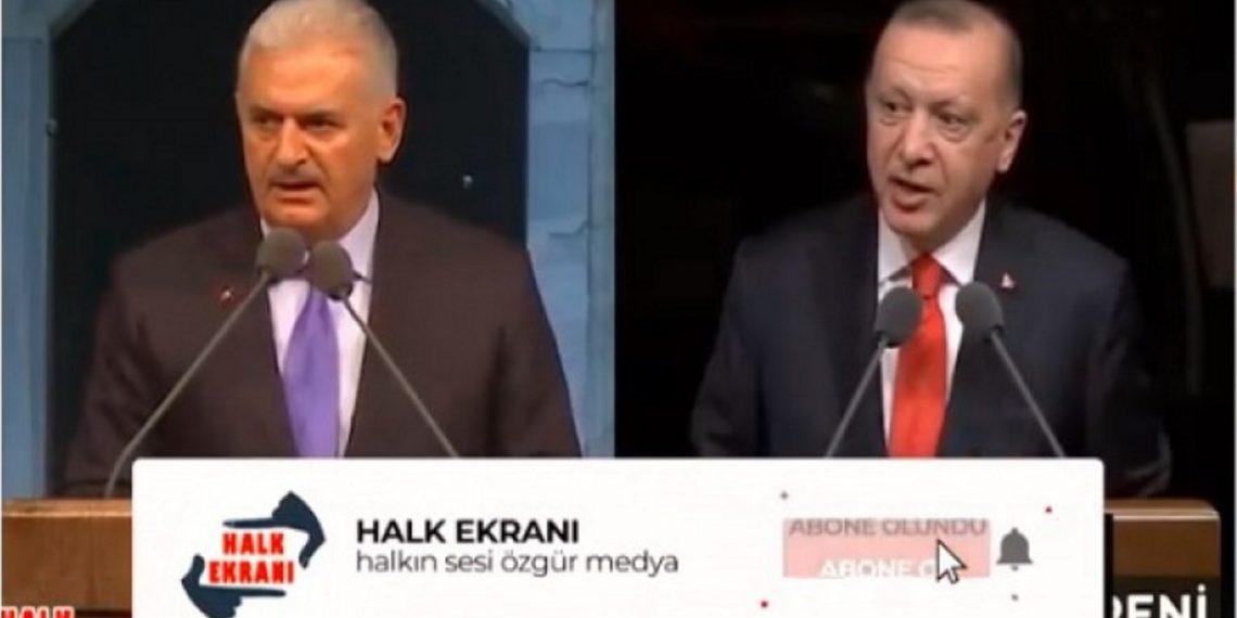 «Ερντογάν, καν' το όπως ο Γιλντιρίμ» – Απίστευτη γκάφα με ομιλία καρμπόν του Τούρκου Προέδρου