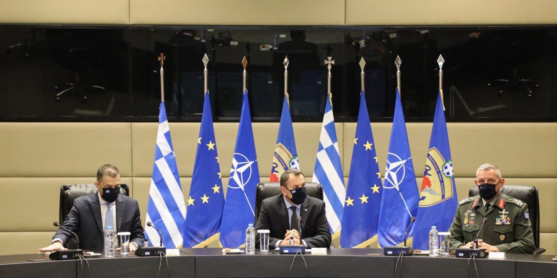 ΓΕΕΘΑ: Απολογισμός για το επιτυχημένο και αποτελεσματικό έργο των Ενόπλων Δυνάμεων το 2020