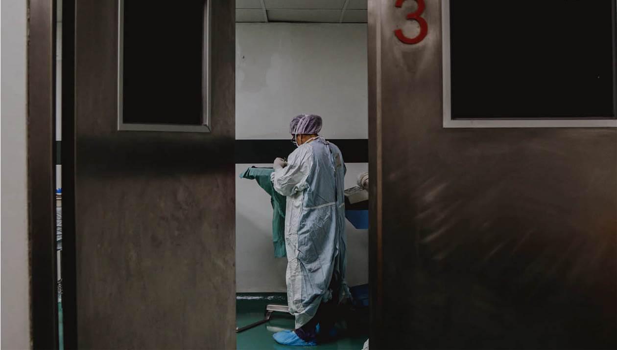 Στις 22 έφτασαν οι νοσηλείες στην Κλινική Covid του Νοσοκομείου Ρεθύμνου