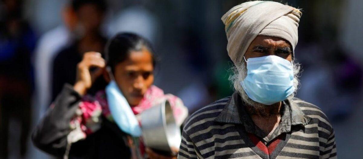 Ένα βήμα από την «ανοσία αγέλης» η Ινδία - Ένα στα τέσσερα παιδιά γεννιέται με ανοσία στον κορωνοϊό