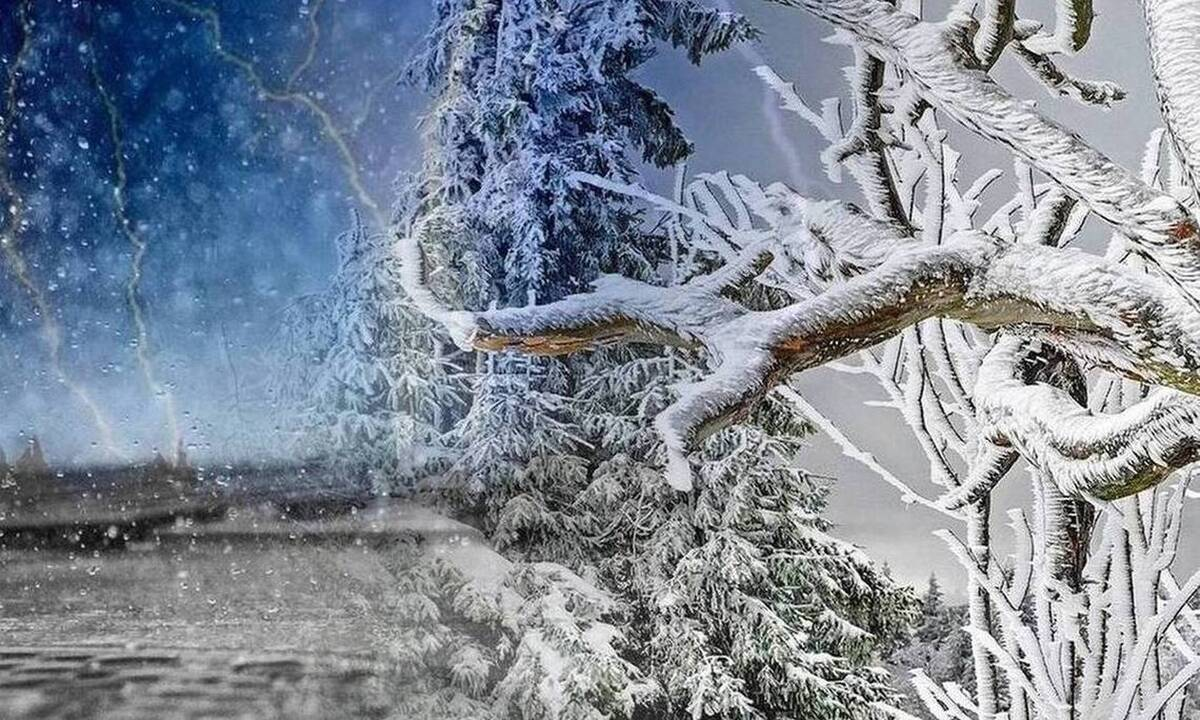 Καιρός: Ξανά βροχές και… χιόνια από Δευτέρα! Η εβδομαδιαία πρόγνωση της ΕΜΥ