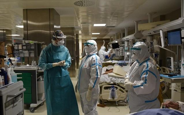 Κορωνοϊός: 1400 νέα κρούσματα, 27 θάνατοι, 320 σε ΜΕΘ