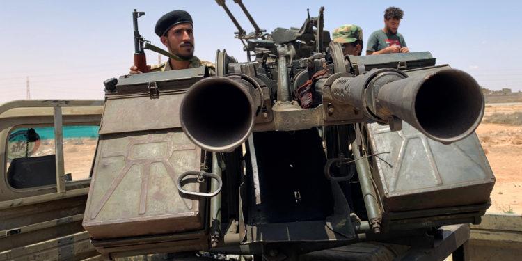 ΟΗΕ: Δεν έσπασε μόνο η Τουρκία το εμπάργκο όπλων στη Λιβύη – Δείχνει στενό «φίλο» του Τραμπ