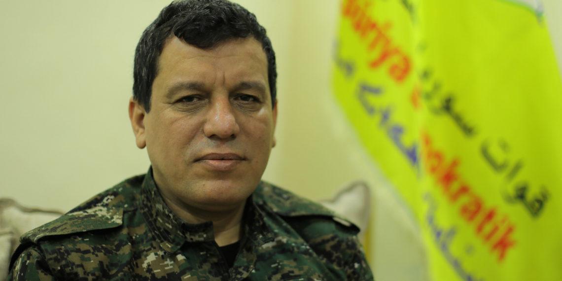 «Άνοιγμα» από τον ηγέτη των SDF σε πρόεδρο Μπάιντεν για συνάντηση στην Ουάσινγκτον