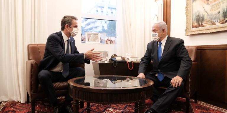 Συμφωνία Μητσοτάκη-Νετανιάχου για «πράσινο διαβατήριο» -Ισραηλινοί τουρίστες χωρίς περιορισμούς στην Ελλάδα, μετά την καραντίνα