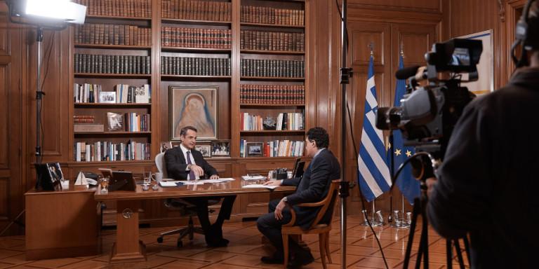 Μητσοτάκης: Τράβηξα ήδη αυτιά σε υπουργούς για τις κακοφωνίες