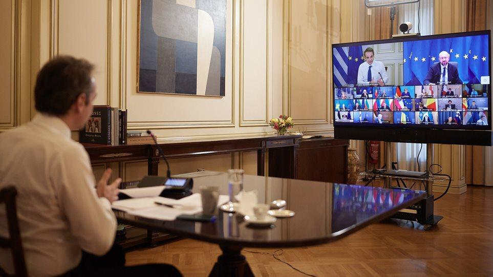 Σύνοδος Κορυφής: Πριν το καλοκαίρι τα πιστοποιητικά εμβολιασμού στην ΕΕ – Θετική και η Μέρκελ