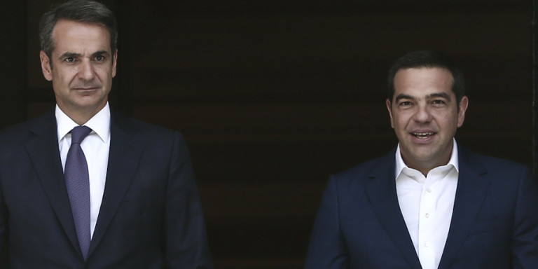 Στα ύψη η αντιπαράθεση για Κουφοντίνα -Μητσοτάκης: Ο Τσίπρας ζητά παραβίαση της έννομης τάξης