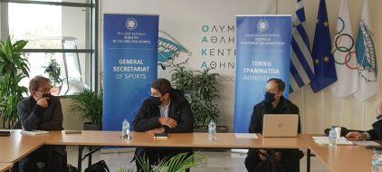 Λ. Αυγενάκης: «Με δράσεις εξωστρέφειας, πρόληψης και ενημέρωσης ο ΕΟΚΑΝ μπαίνει άμεσα στη μάχη καταπολέμησης του ντόπινγκ»