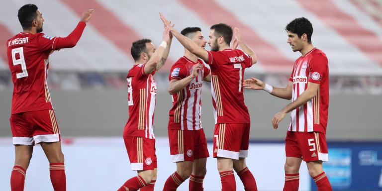 Κλήρωση Europa League: Ολυμπιακός – στους «16» της διοργάνωσης