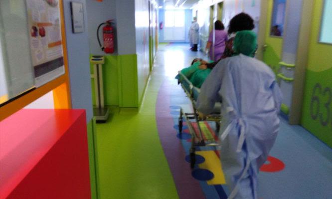 Αγλαΐα Κυριακού: 5χρονο παιδί νοσηλεύεται με υπερφλεγμονώδες σύνδρομο μετά από Covid