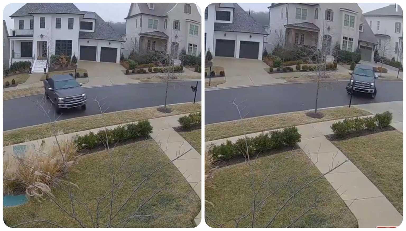 Θηριώδες αυτοκίνητο γλιστράει στον παγωμένο δρόμο – Απίστευτο βίντεο στις ΗΠΑ