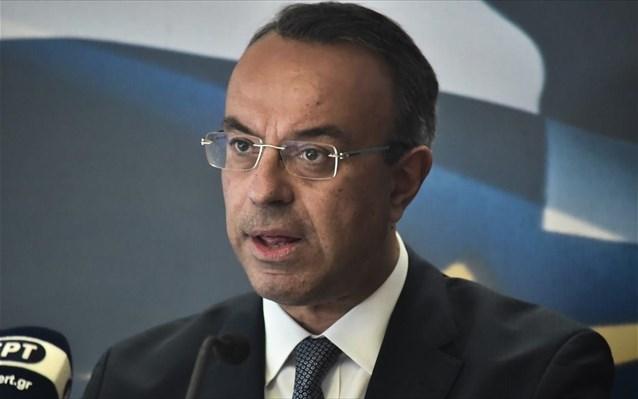 Σταϊκούρας: Η πορεία της πανδημίας θα κρίνει τις αλλαγές στις αντικειμενικές αξίες