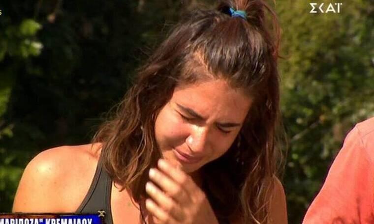 Survivor spoiler: Αποχωρεί η Έλενα Μαριπόζα Κρεμλίδου από το ριάλιτι επιβίωσης
