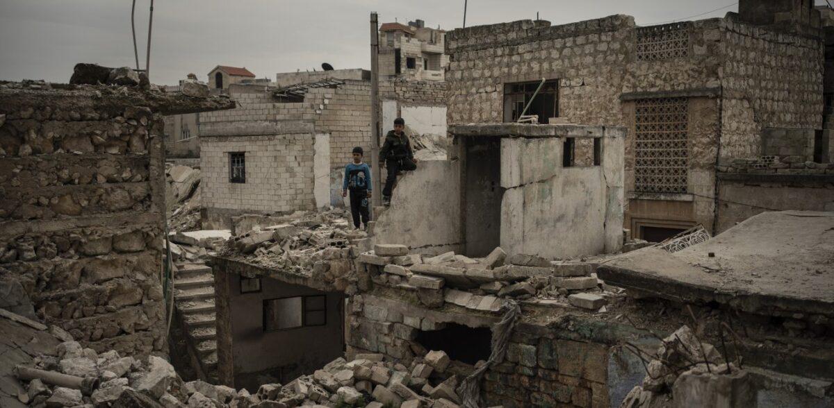Ο πρώτος βομβαρδισμός των ΗΠΑ επί Μπάιντεν σκότωσε 17 στη Συρία